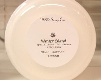 Lavender 2oz Winterblend Shea Butter Cream