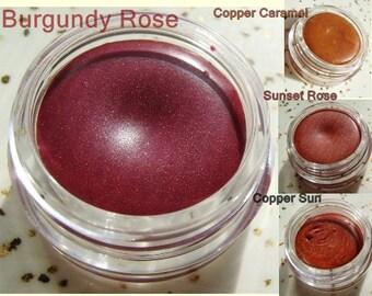 All Natural Lip Tints -  Sheer Colored Lipbalm