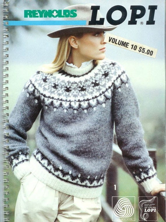 Lopi Knitting Patterns images