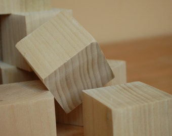 Hardwood Blocks - Poplar