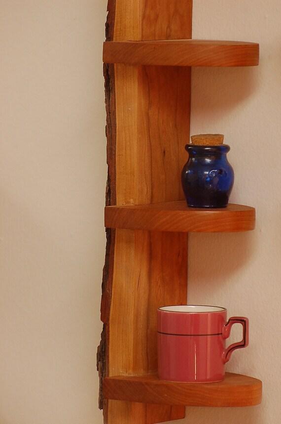 Cherry Tree Display Shelf - Four Level