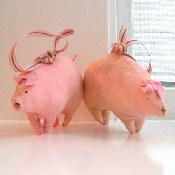 Pretty Pink Piggys by MFAS