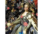 Catherine the Great - In the Enchanted Garden - 7 postcard set