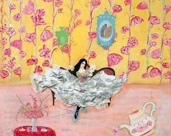 Tea Party - Avant Garden Wonderland