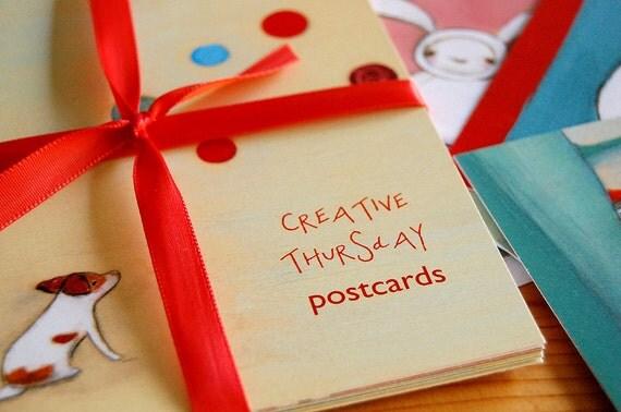 Postcards - set of 10 - last one