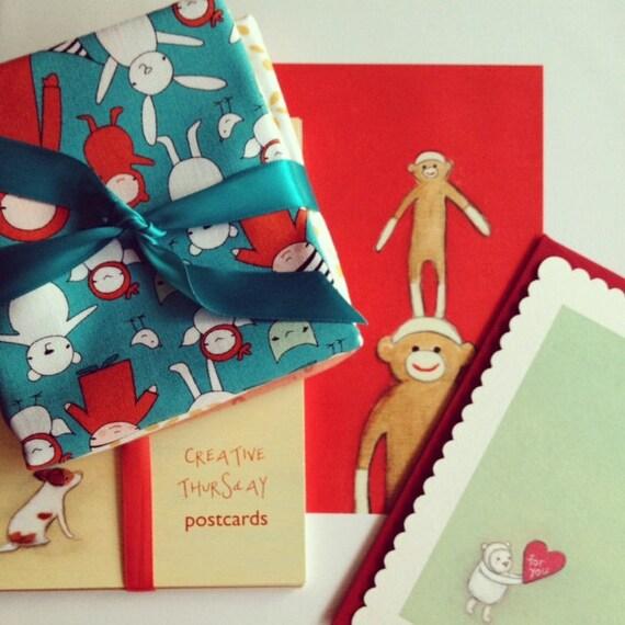 "Creative Thursday ""surprise"" Care Package - LAST ONE"