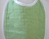 Final Sale - Everyday Bib - Green Pez
