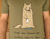 Wolves Never Cry Tshirt