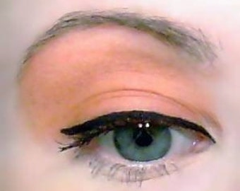Peachblow Vegan Eye Shadow Shimmer Mineral Makeup
