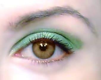 Olive Vegan Eye Shadow Shimmer Mineral Makeup