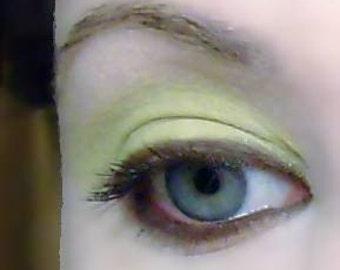 Fern Vegan Eye Shadow Lemon Peach Kettle Eyeshadow Green Brown Eyeliner