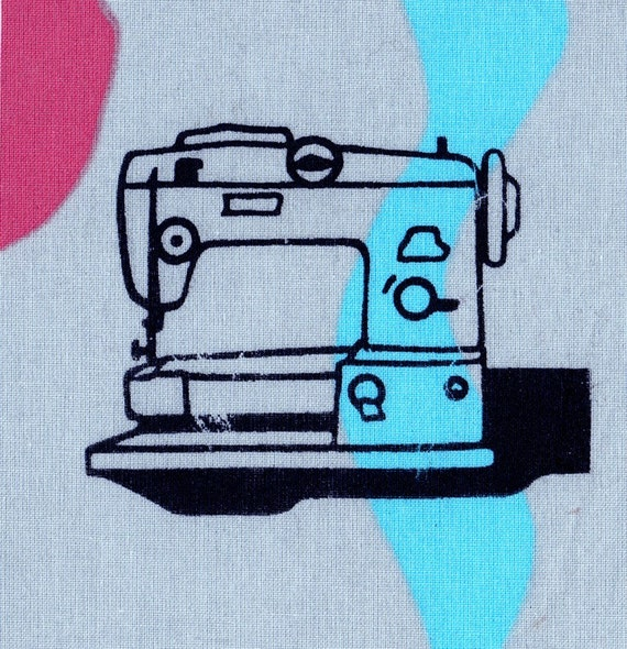 sewing machine for patches