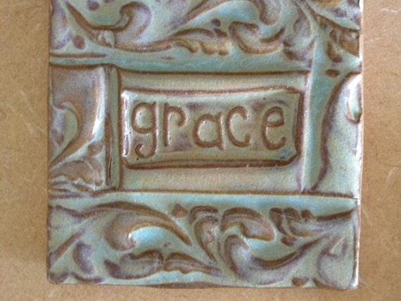 grace handmade tile