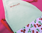 RESERVED Personalized Apron Order (3)