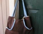 Chocolate Sky tote bag by Rachel