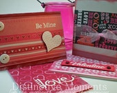 Be Mine - Variety Pack of Valentine Cards - A1 Cards - Set of 4