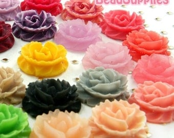 CA-CA-04401-4430 Ruffled Rose Sampler, 70pcs