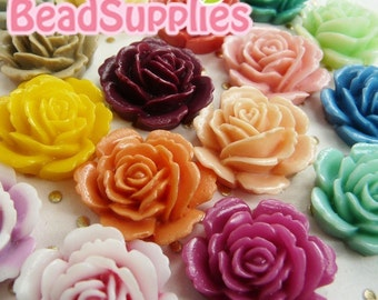 Wholesale - CA-CA-058S1 - Colorful Layered Peony Sampler, 50 pcs