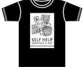 Self Help Graphics Logo T-Shirt