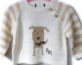 boy s wool sweater 2 Y
