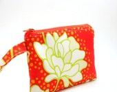 Zippered Wristlet-Heather Bailey Fabric