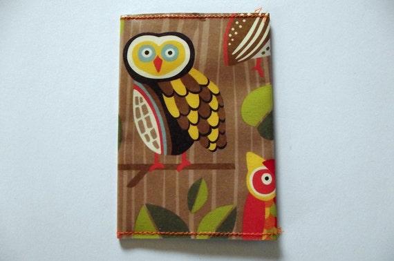 Owl wallet / cardholder
