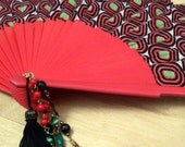 RED RETRO FAN Summer Collection