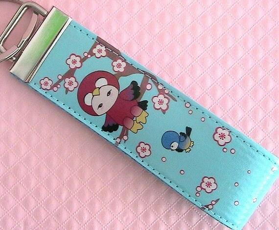 Cherry Blossoms Key Ring