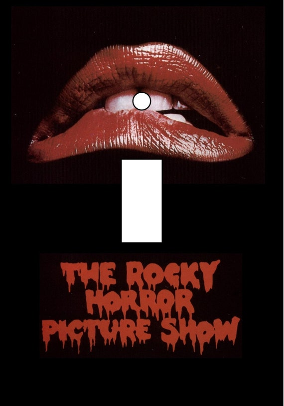 Rocky Horror Picture Show Light Switch Cover single toggle