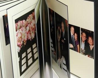 coffee table book, album, photo, lux leather, baby album, wedding album, 12x12