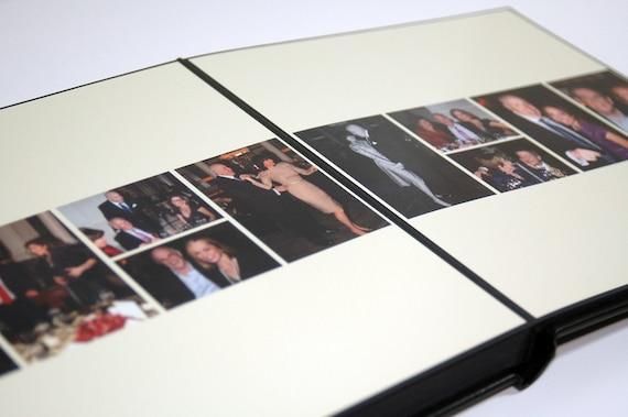 album, photo, genuine leather, custom photo album, wedding album, retirement album 10x10