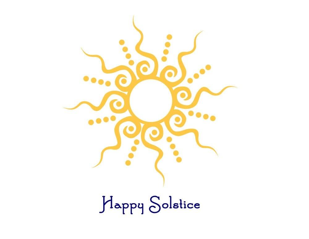 winter solstice cards happy solstice pre