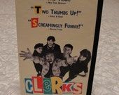 Clerks VHS Journal Sketch