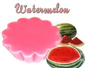 4 Watermelon Tarts Wickless Candle Melts Fresh Fruit Scent