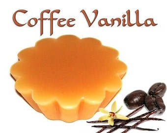 4 Coffee Vanilla Wax Tart Potpourri Wickless Candle Melts