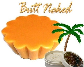 4 Butt Naked Tarts Wickless Candle Melts Cocoa Butter Suntan Lotion Scent