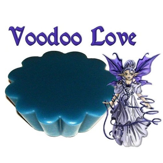 4 Voodoo Love Wax Tarts Wickless Candle Melts Floral and Coconut Scent