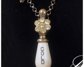 The Master Bath Necklace - Free Shipping in US