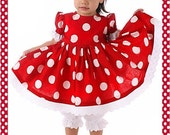 Boutique Perfect Mad About Minnie Disney Set 12 18M to 4T
