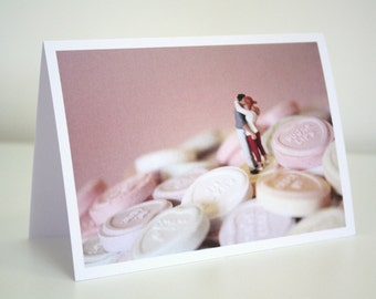 002 - sugar lips - greeting card