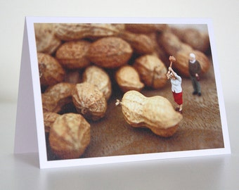 020 - oh nuts... - greeting card