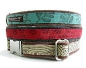 Hemp Dog Collars- Sustainable Eco Friendly