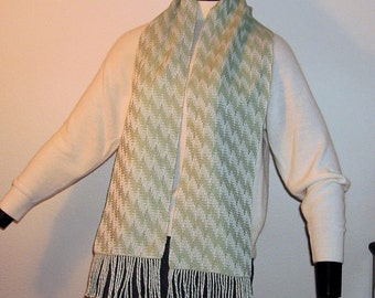 Green Apples Scarf