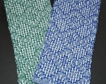 Kitchen Towels - Handwoven