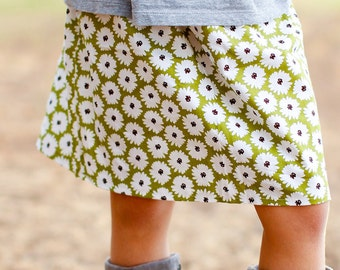 Toddler girls  Boutique Skirt. . .  The Kate skirt 2 Toddler - 9 Youth By K Bella Bambino