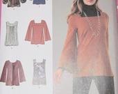 Simplicity 2852 Women's Shirt Pattern