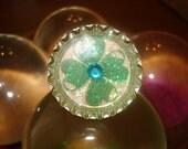 Lucky Me Bottlecap Ring