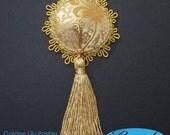 Golden Lily Tassel Pasties
