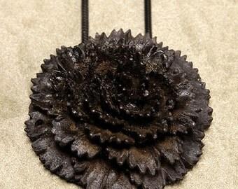 Carnation pendant