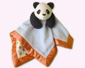 Panda Baby Blanket PDF Pattern INSTANT DOWNLOAD